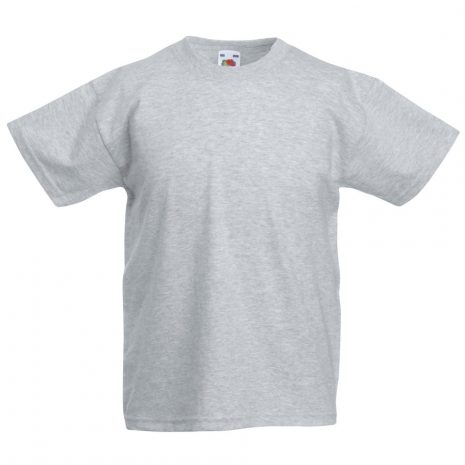 Fruit-Of-The-Loom-Childrens-Valueweight-T-Shirt-heather-grey