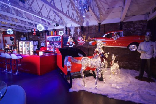 the limo lounge oldham christmas pop up bar