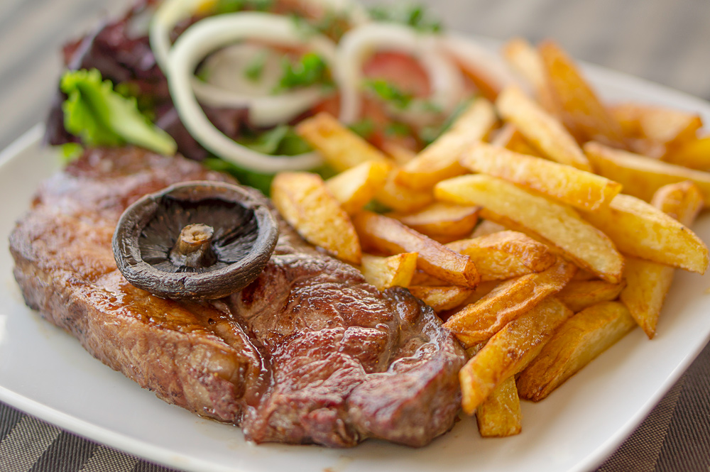 Food Photography England Steak
