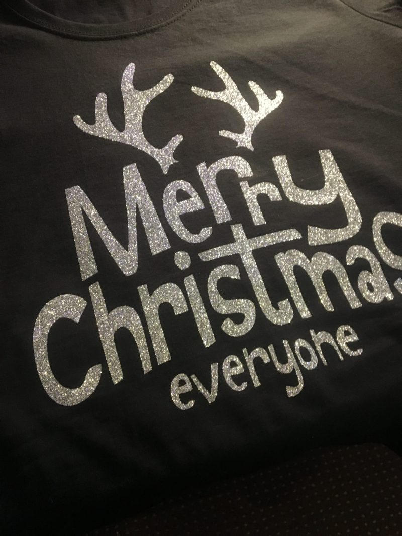Limo Lounge merry xmas t-shirt