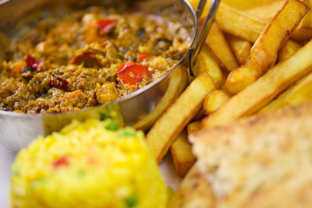 food photography curry