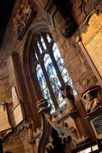 Halifax Church interior photographer