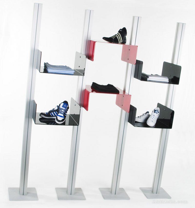 shop display studio product photography